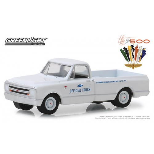 Greenlight Hobby Exclusive - 1967 Chevy C-10 Truck