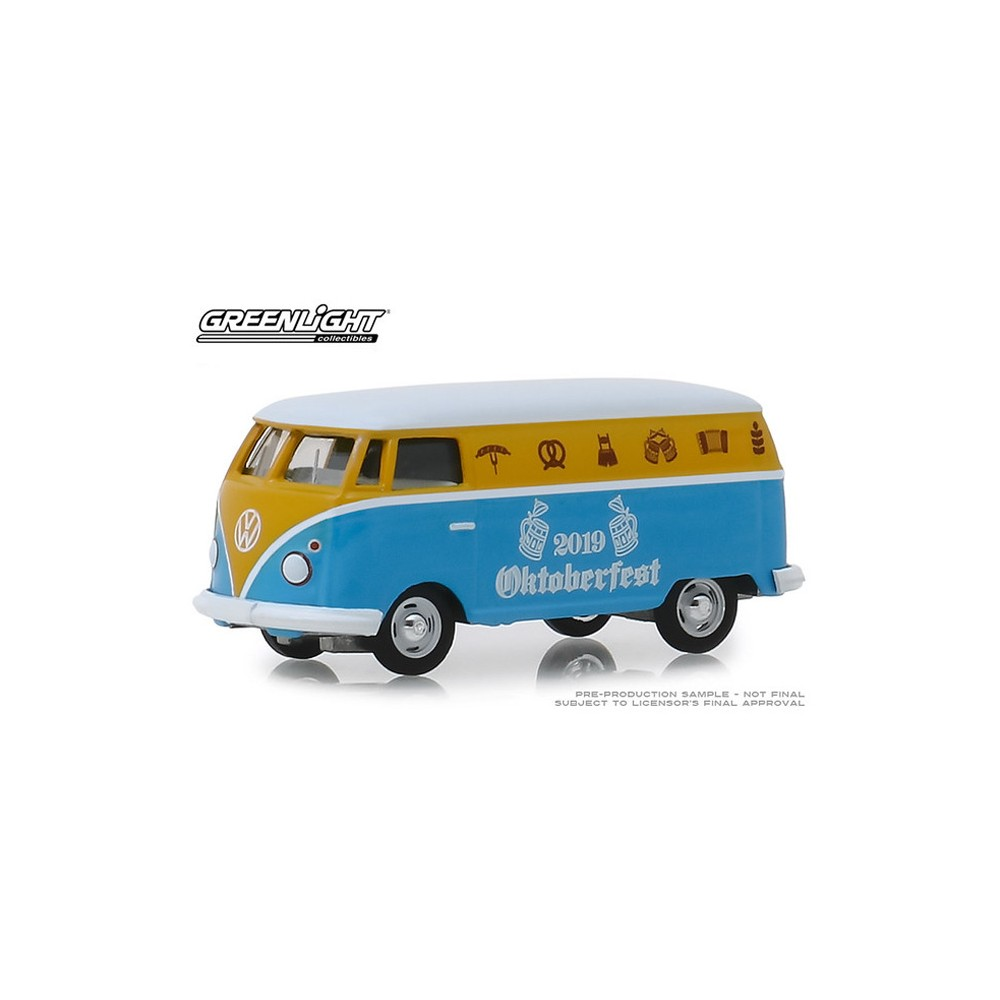 Greenlight Hobby Exclusive - Volkswagen Type 2 Panel Van