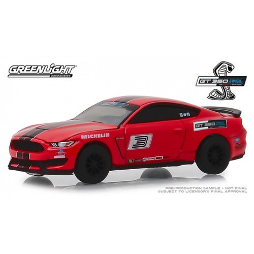 Greenlight Hobby Exclusive - 2016 Ford Mustang Shelby GT350