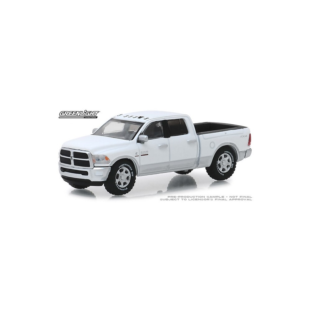 Greenlight Hobby Exclusive - 2018 Ram 2500 Big Horn