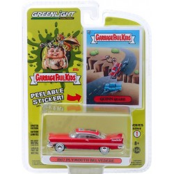 Greenlight Garbage Pail Kids Series 1 - 1957 Plymouth Belvedere