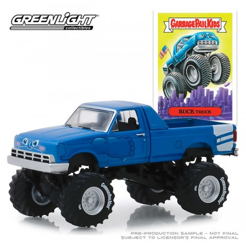 Greenlight Garbage Pail Kids Series 1 - 1995 Modified Monster Truck