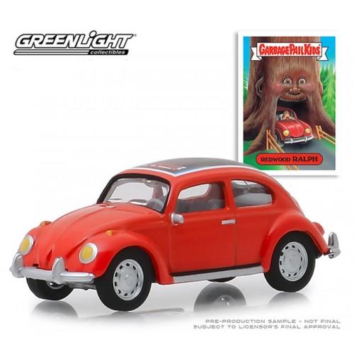 Greenlight Garbage Pail Kids Series 1 - Classic Volkswagen Beetle