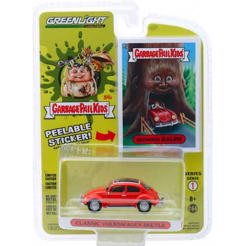 Greenlight Garbage Pail Kids Series 1 - Classic Volkswagen Beetle