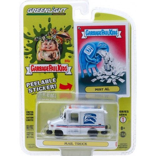 Greenlight Garbage Pail Kids Series 1 - Mail Truck