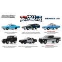 Greenlight Hot Pursuit Series 32 - Six Car Set