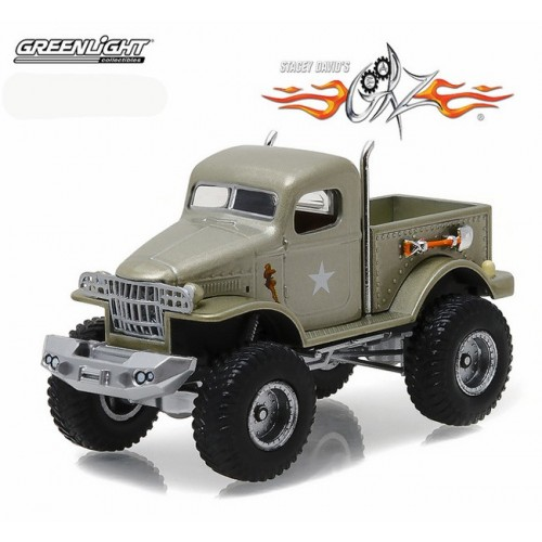 Hollywood Series 15 - 1941 Military 1/2 Ton 4x4 Truck