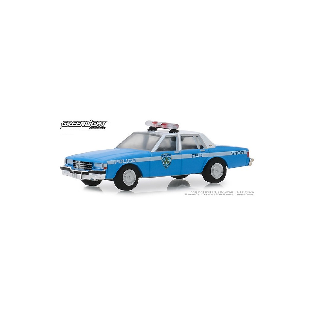 Greenlight Hot Pursuit Series 32 - 1990 Chevy Caprice