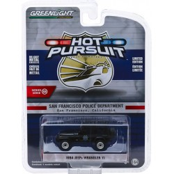 Greenlight Hot Pursuit Series 32 - 1994 Jeep Wrangler YJ