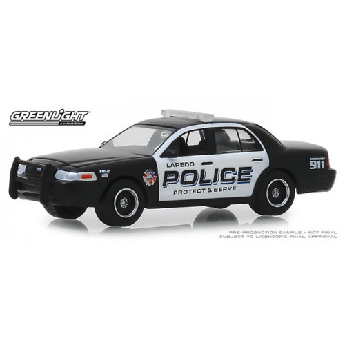 Greenlight Hot Pursuit Series 32 - 2010 Ford Crown Victoria Police Interceptor