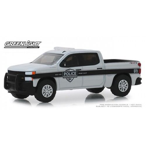 Greenlight Hot Pursuit Series 32 - 2019 Chevy Silverado