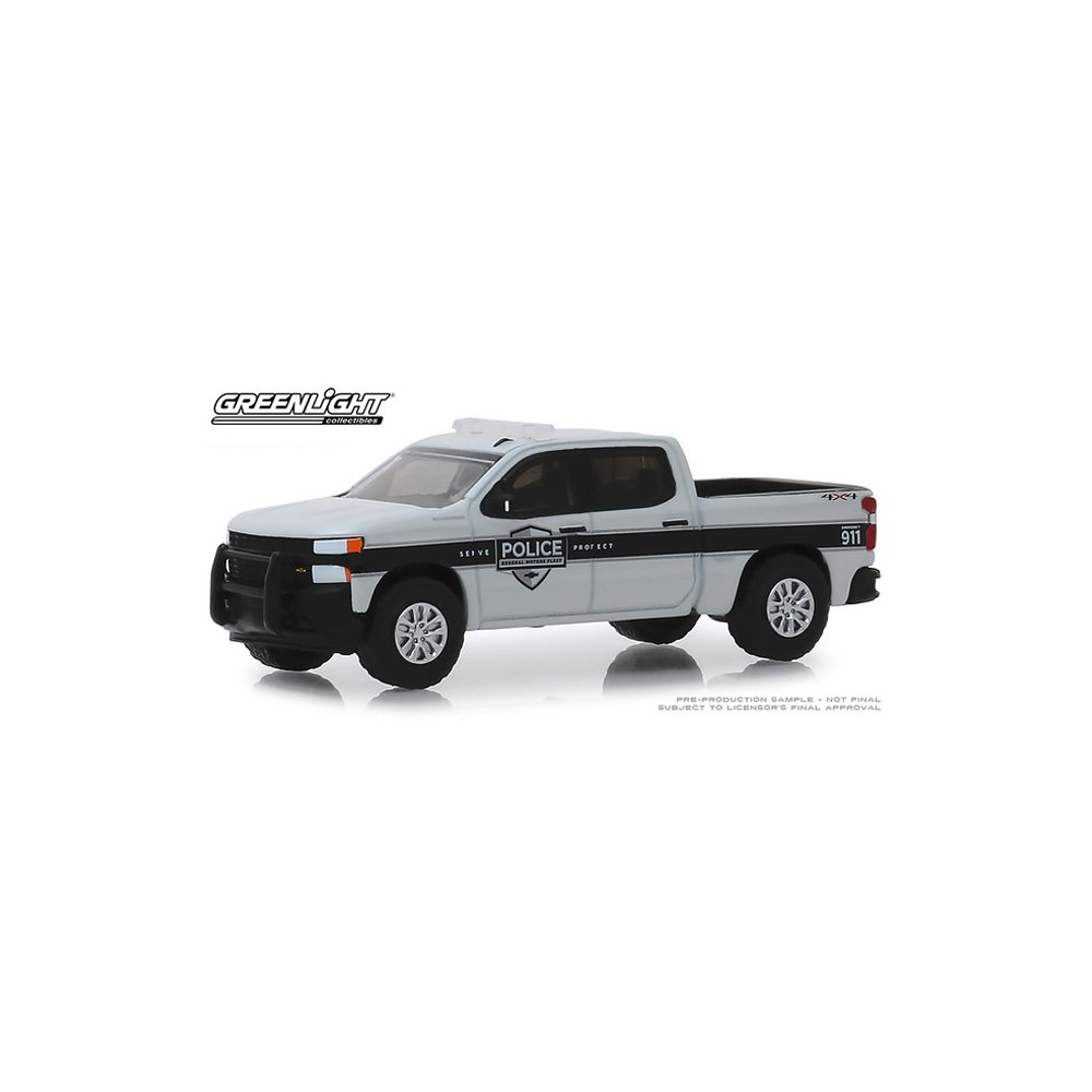 Greenlight Hot Pursuit Series 32 - 2019 Chevy Silverado