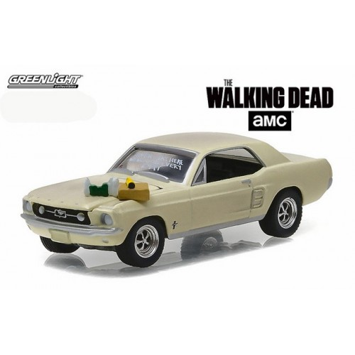 Hollywood Series 15 - 1967 Ford Mustang Coupe