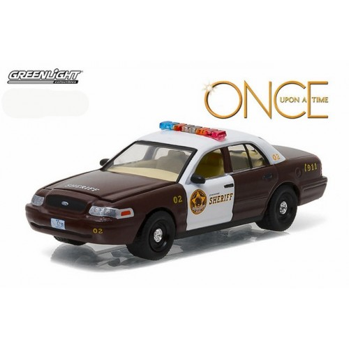 Hollywood Series 15 - 2005 Ford Crown Victoria Police Interceptor