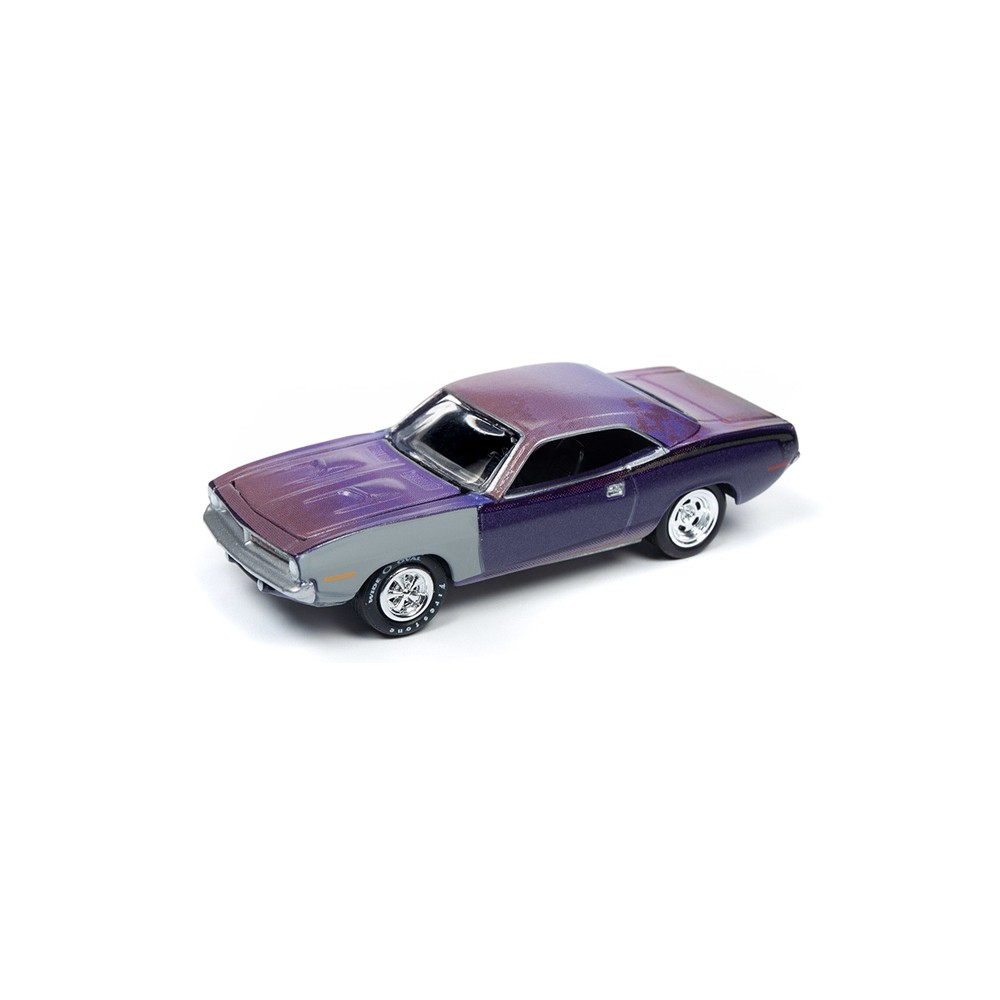 Johnny LIghtning Muscle Cars - 1970 Plyouth Cuda Barn Find