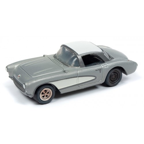 Johnny LIghtning Muscle Cars - 1957 Chevy Corvette Barn Find