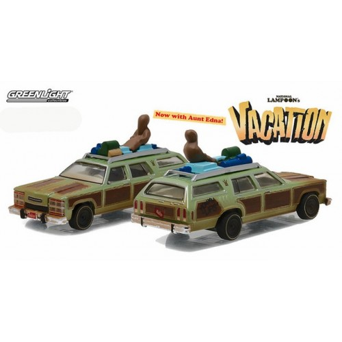 Hollywood Series 15 - Wagon Queen Family Truckster