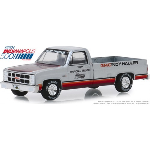 Greenlight Hobby Exclusive - 1981 GMC Sierra Classic 1500 Truck