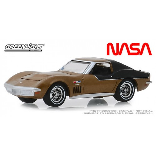 Greenlight Hobby Exclusive - 1969 Chevy Corvette AstroVette