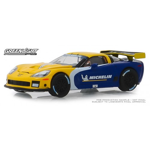Greenlight Hobby Exclusive - 2009 Chevy Corvette C6.R