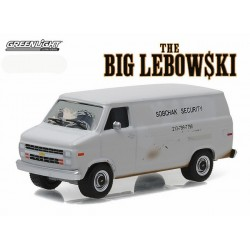 Hollywood Series 15 - 1985 Chevrolet G-20 Van