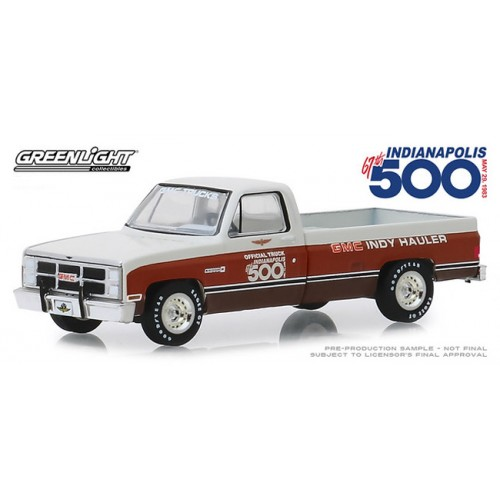 Greenlight Hobby Exclusive - 1983 GMC Sierra Classic 1500 Truck