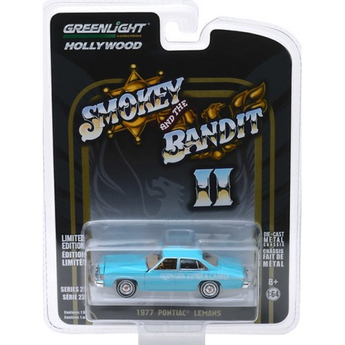 Greenlight Hollywood Series 23 - 1977 Pontiac LeMans