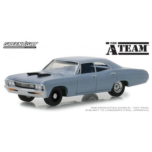 Greenlight Hollywood Series 23 - 1967 Chevy Impala