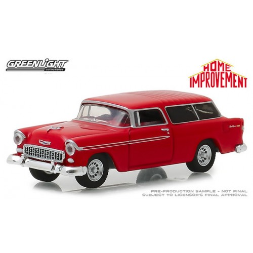 Greenlight Hollywood Series 23 - 1955 Chevy Bel Air Nomad