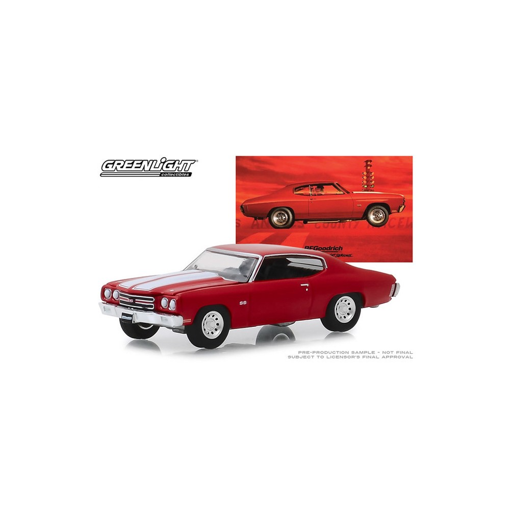 Greenlight Hobby Exclusive - 1970 Chevy Chevelle