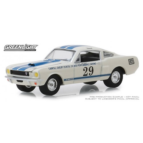 Greenlight Hobby Exclusive - 1965 Shelby GT350