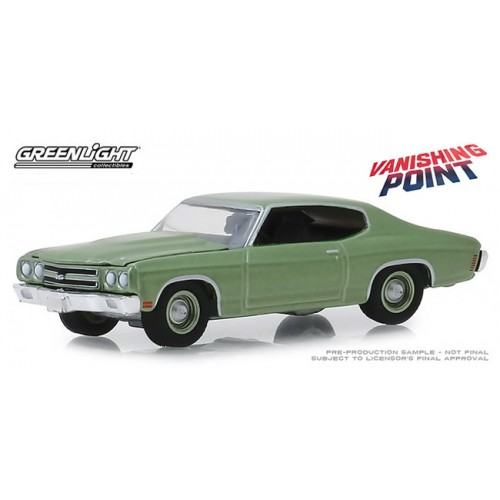 Greenlight Hollywood Series 25 - 1970 Chevy Chevelle