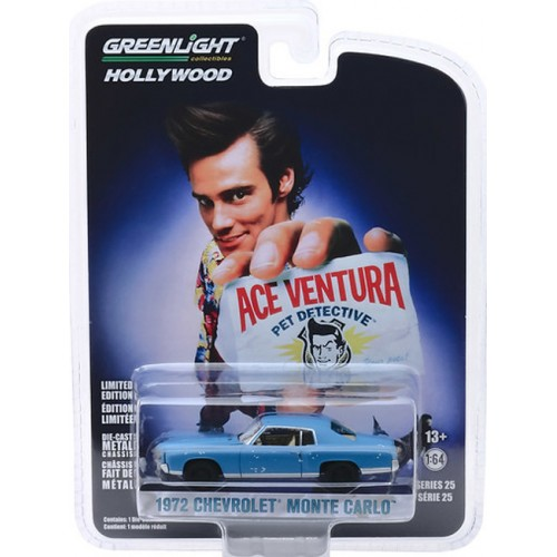 Greenlight Hollywood Series 25 - 1972 Chevy Monte Carlo