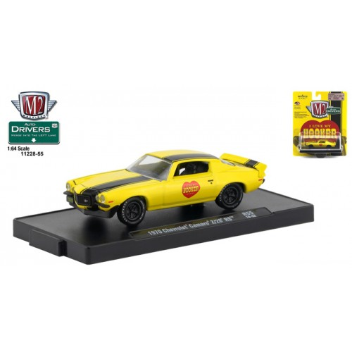 M2 Machines Drivers Release 59 - 1967 Chevy Camaro SS/RS 396