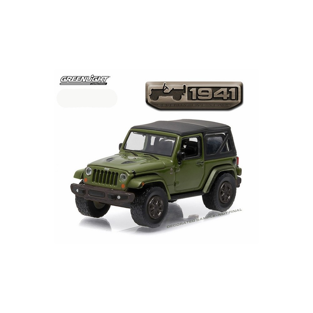Anniversary Collection Series 3 - 2016 Jeep Wrangler