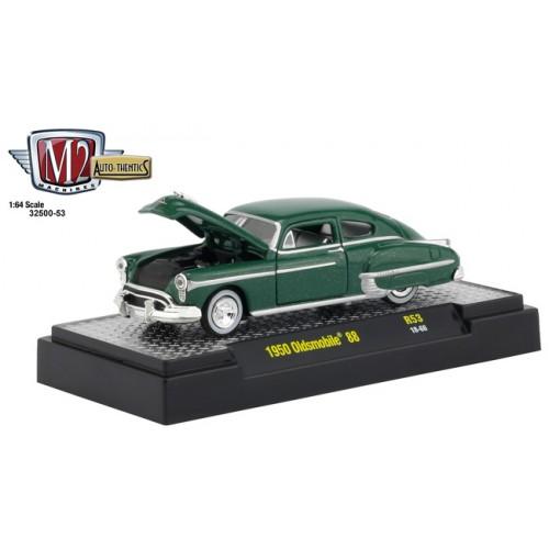 M2 Machines Auto-Thentics Release 53 - 1950 Oldsmobile 88