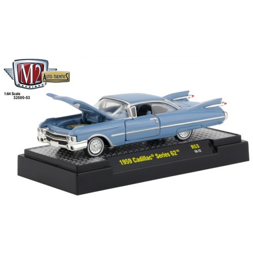 M2 Machines Auto-Thentics Release 53 - 1959 Cadillac Series 62