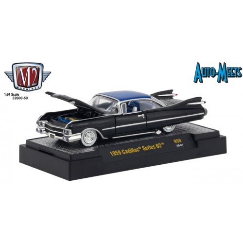 M2 Machines Auto-Meets Release 50 - 1959 Cadillac Series 62
