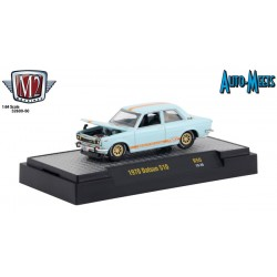 M2 Machines Auto-Meets Release 50 - 1970 Datsun 510