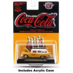 M2 Machines Coca-Cola - 1957 Chevy 150 Handyman Station Wagon