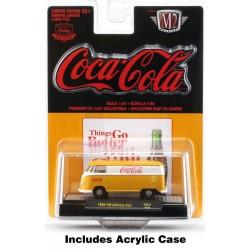 M2 Machines Coca-Cola - 1960 Volkswagen Delivery Van