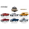 Greenlight Dually Drivers Series 2 - Six Truck Set