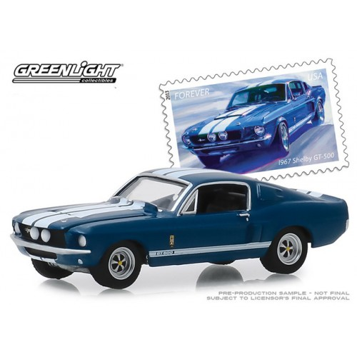 Greenlight Hobby Exclusive - 1967 Shelby GT500