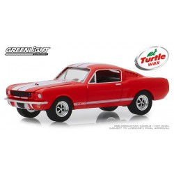 Greenlight Hobby Exclusive - 1965 Shelby GT350 Turtle Wax