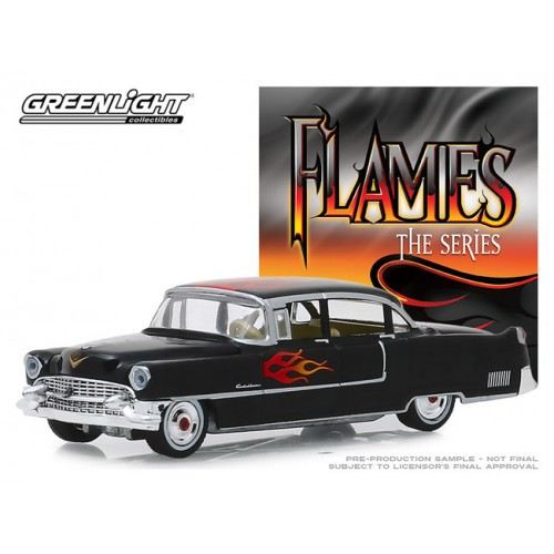Greenlight Hobby Exclusive - 1955 Cadillac Fleetwood Series 60 Special