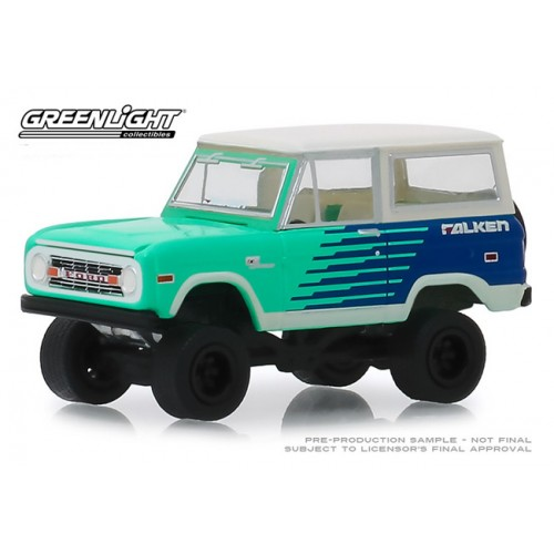 Greenlight Hobby Exclusive - 1976 Ford Bronco