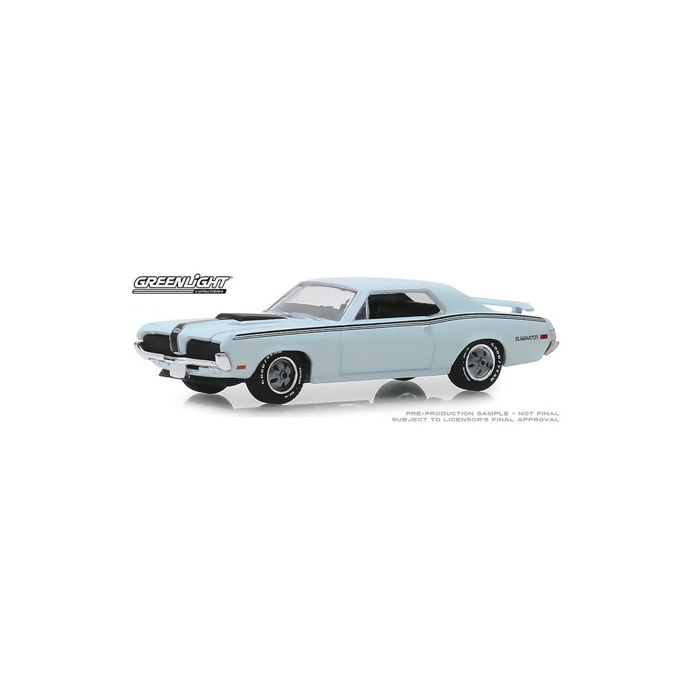 Greenlight Muscle Series 22 - 1970 Mercury Cougar Eliminator