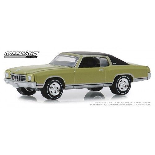 Greenlight Muscle Series 22 - 1971 Chevy Monte Carlo SS 454