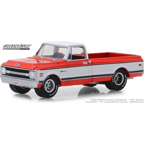 Greenlight Barrett-Jackson Series 4 - 1968 Chevy K-10 4x4 Pickup
