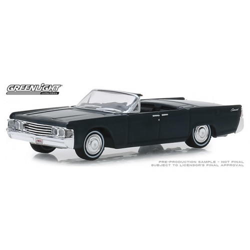 Greenlight Barrett-Jackson Series 4 - 1965 Lincoln Continental Custom Convertible